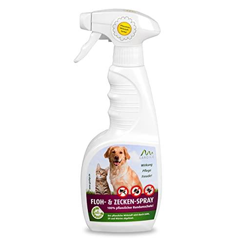 Biocin Pet All in One 100% pflanzliche Floh- und Zeckenabwehr 350 ml Biospray - Parasitenschutz für Haustiere