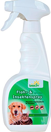 Biocin Floh-& Insektenspray All in One, 350 ml,