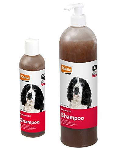 Karlie Flamingo 1030854 Kokosöl Shampoo, 1000 ml - 2