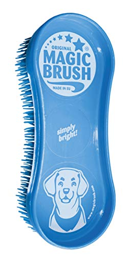 Kerbl 81901 Magic Brush Dog Blue Sky
