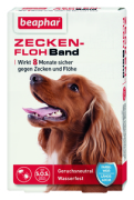 Beaphar Zecken-Flohband für Hunde 60cm