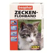 Beaphar Zecken- Flohband für Katzen 35cm