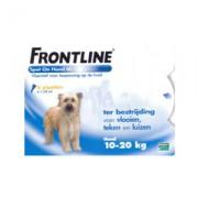 Frontline Spot On Hund M (10-20 kg) - 6 Pip.