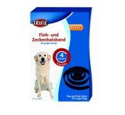Trixie | Floh und Zeckenband, große Hunde, schwarz | L 65 cm