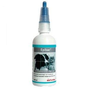 Epibac Ohrreiniger 100 ml.