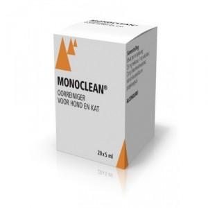 Monoclean Ohrreiniger - 20x 5 ml