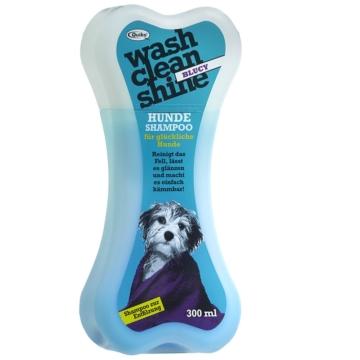 Quiko Wash Clean Shine Hundeshampoo - Blucy - 300 ml