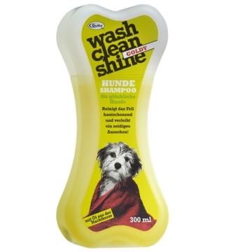 Quiko Wash Clean Shine Hundeshampoo - Goldy - 300 ml